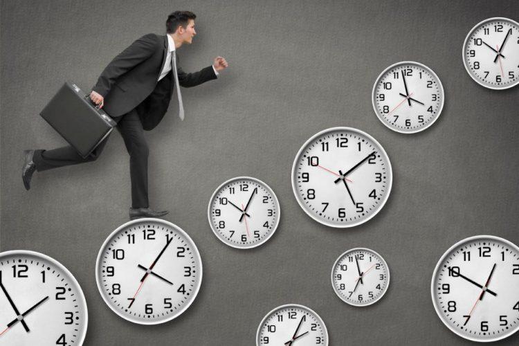 La lotta contro il tempo!