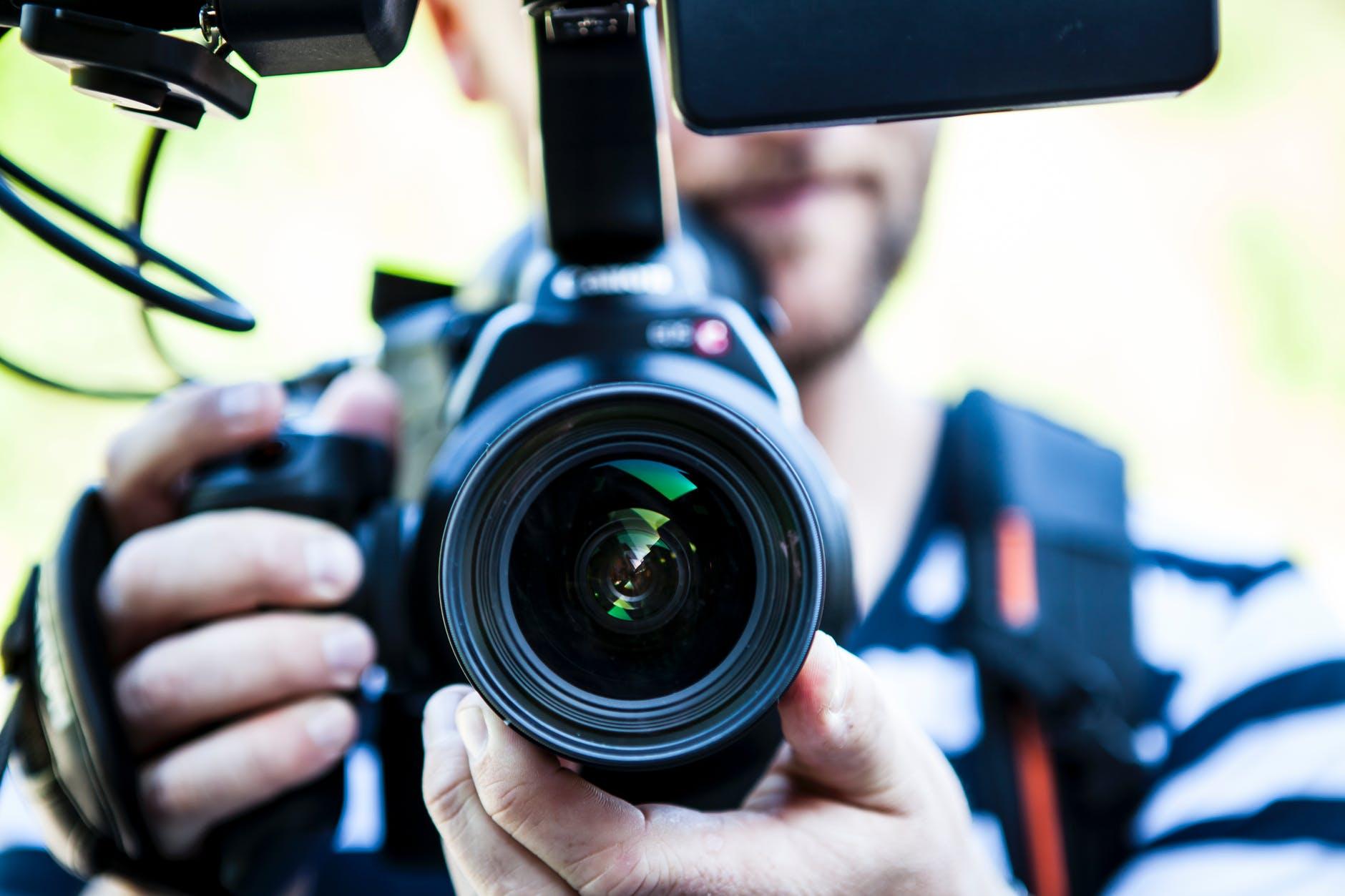 Work Experience: Tecnico della Comunicazione Multimediale