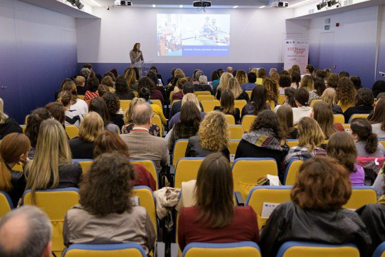 STEMming the gap: una giornata all'insegna della scienza e del coraggio