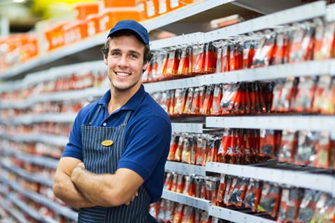 Assistente alla Vendita nella Distribuzione Moderna