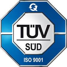 ISO 9001 TÜV