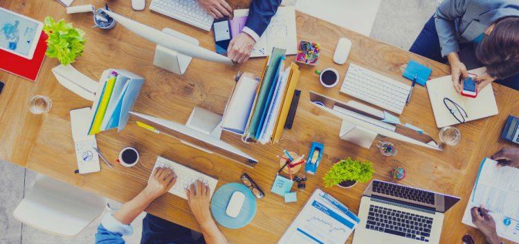 Startup e coworking spazi per nuove idee