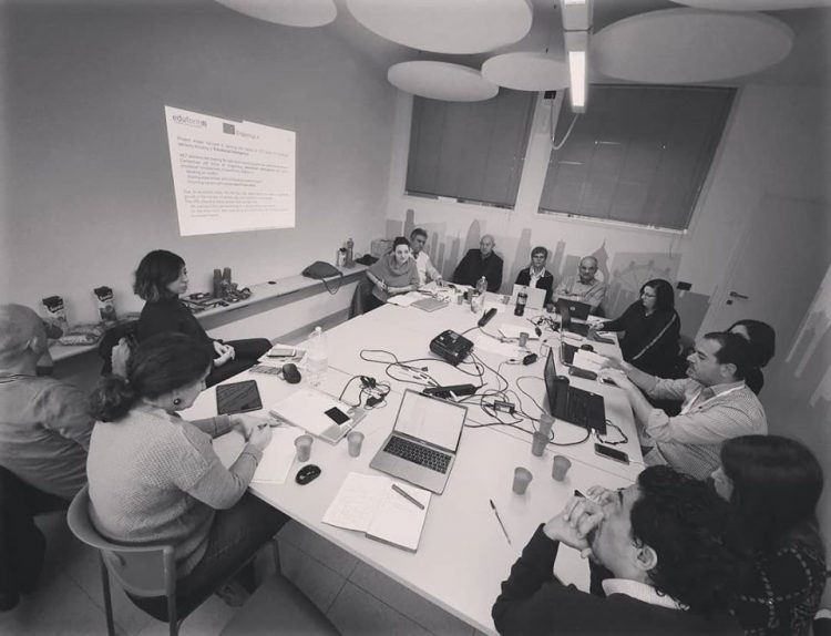 The EILM international kick off meeting December 2019